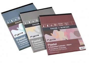 Paper: Murano Pastel Pad (Daler Rowney)