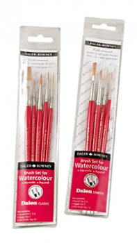 Brush: Dalon Brush Sets (Daler Rowney)