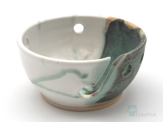 Knitting Yarn  Bowl ' Shoreline' - Sue Bowerman