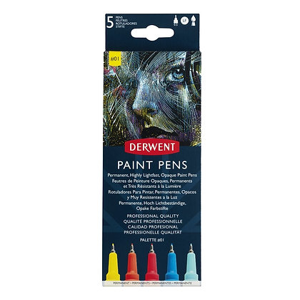 Paint Pen Set (Derwent)