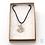 Thumbnail: Necklace: Fine Silver 'Cat' - Toni Peers