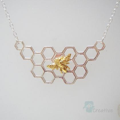 Bee Necklace  - Avalon Jewellery