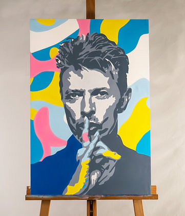 David Bowie - Phil Fry