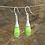 Thumbnail: Glass Drop Earrings  - Avalon Jewellery