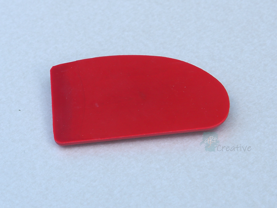 Tool: Rubber Kidney (Small Red)