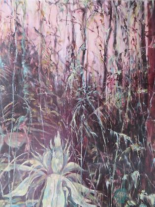 Rainforest 1 - Julie Williams (canvas)