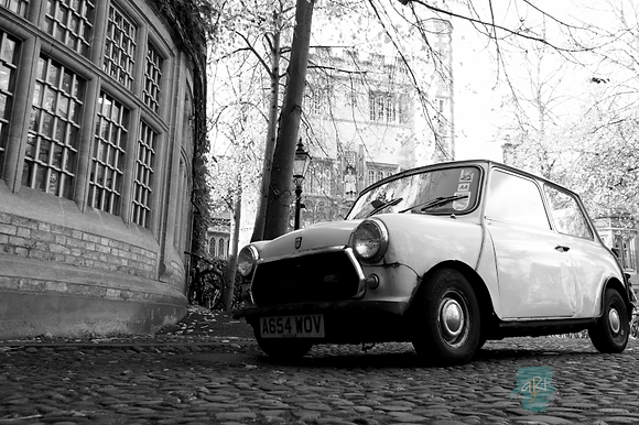 Mini in Cambridge - Robert Fry