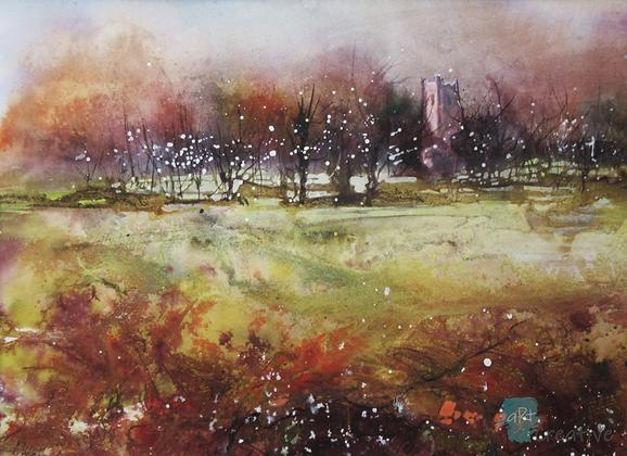 Eventide - Mita Higton (framed)