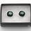 Thumbnail: Fused Glass 'Murrine Dots' Stud Earrings  - Louise Ferrier