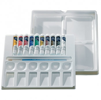 Watercolour Palette Set (Winsor & Newton: Cotman)
