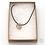Thumbnail: Necklace: Fine Silver 'Teapot' - Toni Peers