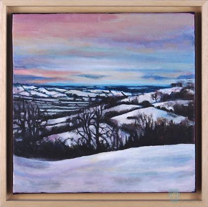 Winter - Briony Howell (framed)