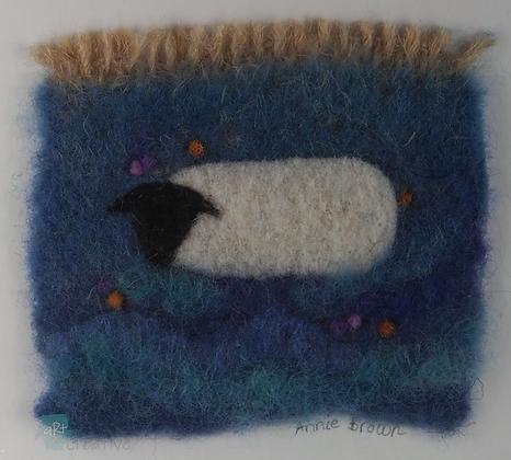 Sheep - Annie Brown (mounted)