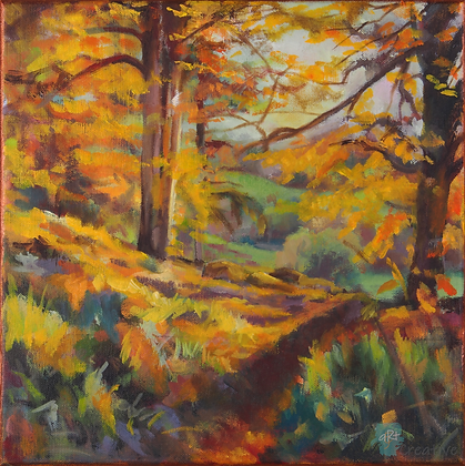 Autumn - Briony Howell (framed)