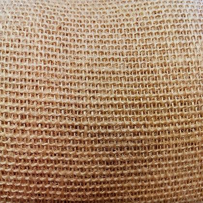 Fabric: Natural Hessian (per 1/4 metre)