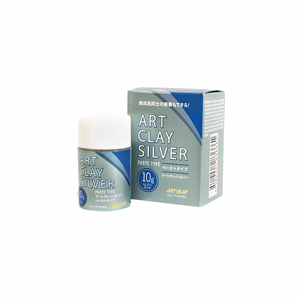 Silver Clay Paste - Art Clay Silver
