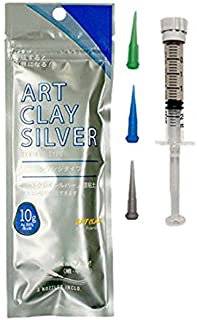 Silver Clay Syringes and Tips (various) - Art Clay Silver