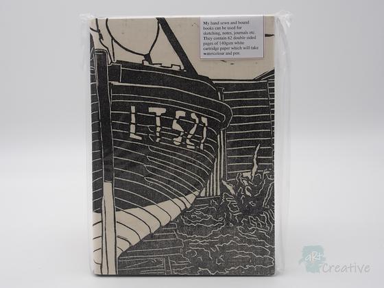 A5 Book 'LT527'  - Janet Watson