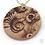 Thumbnail: Choker: Ammonite Ceramic