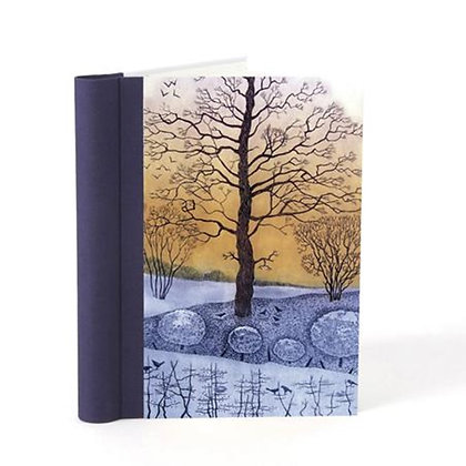 Journal/Sketch/Photo Book : 'A Winters Delight' by Dianna Ashdown