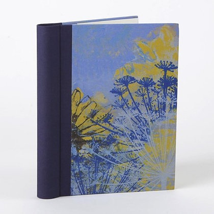Journal/Sketch/Photo Book : 'One Still Moment' by Claire Cockayne