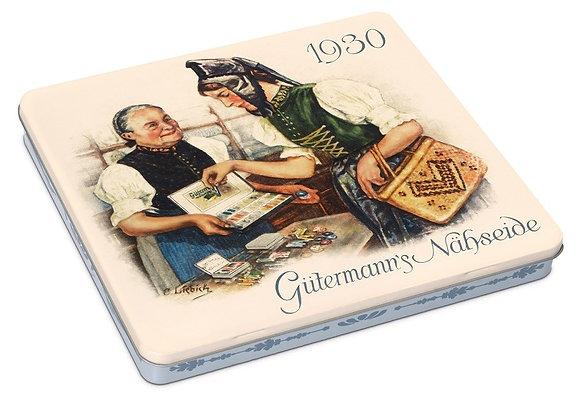 Thread: Sew All (Gutermann) Vintage Tin