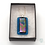 Thumbnail: Dichroic Glass Pendant Turquoise & Multi - Louise Ferrier