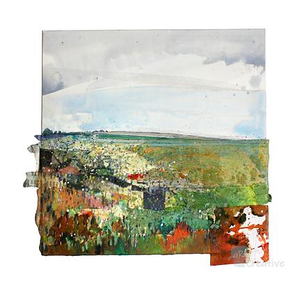 Marshland - Alfie Carpenter (framed)