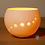 Thumbnail: Pierced Ceramic Orb Tealight Holder - Emma Jayne Robertson