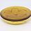Thumbnail: 'Primrose' Fused Glass Dish - Louise Ferrier