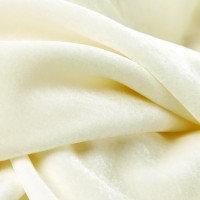Fabric: Velvet (White) (per 1/4 metre)