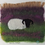 Thumbnail: Sheep in Heather - Annie Brown (mounted)