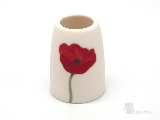 Floral Mini Bud Vase