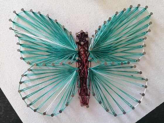 String Art - Butterfly - Takeaway Taster