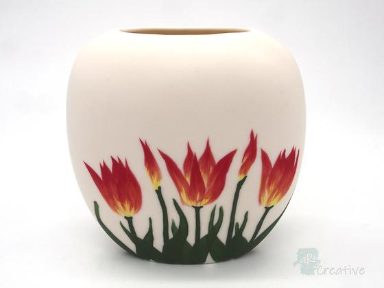 Floral Pillow Vase - Emma Jayne Robertson