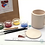 Thumbnail: Ceramic Painting - Mug with Coaster - Takeaway Taster