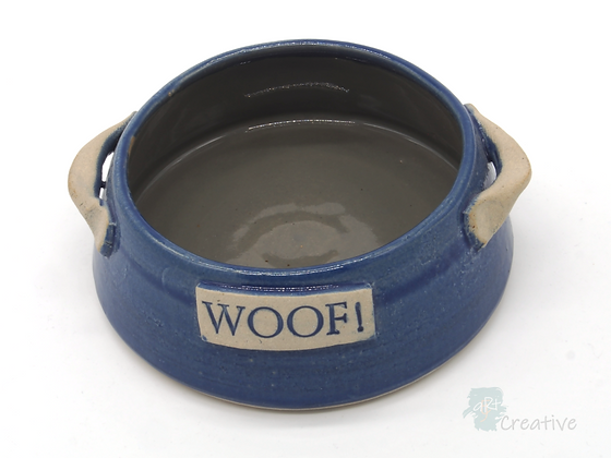 Ceramic Dog Bowl - Sue Bowerman
