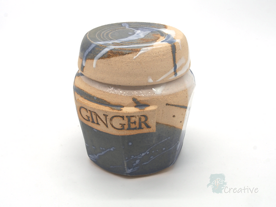Ginger Jar - Sue Bowerman