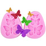 Moulds: Silicone Butterfly