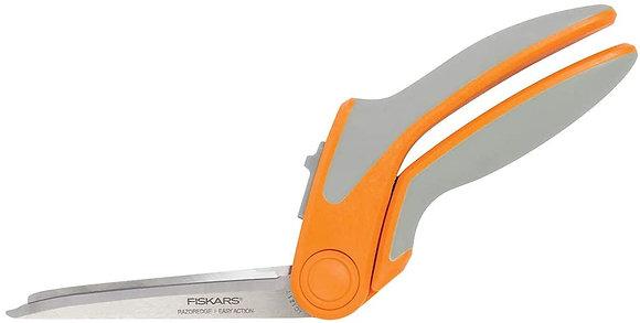 Scissors: Easy Action Fabric Shears - Fiskars