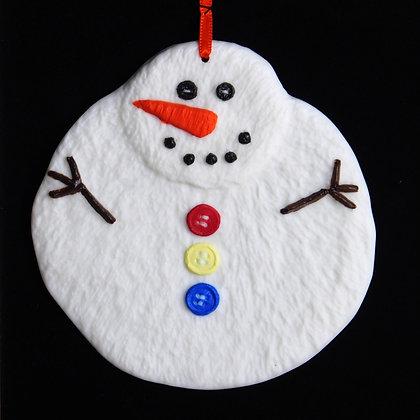 Christmas Decorations Translucent - Extra Large-  Emma Jayne Robertson
