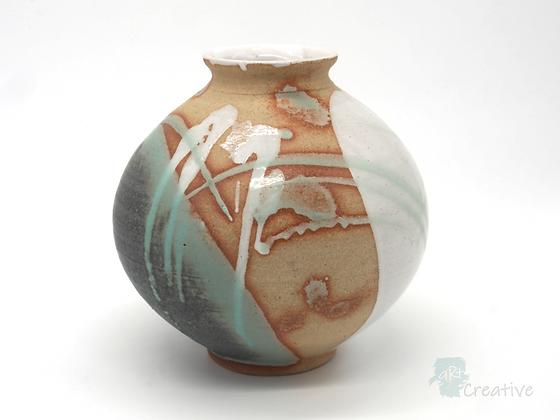 Large Round Vase - Sue Bowerman