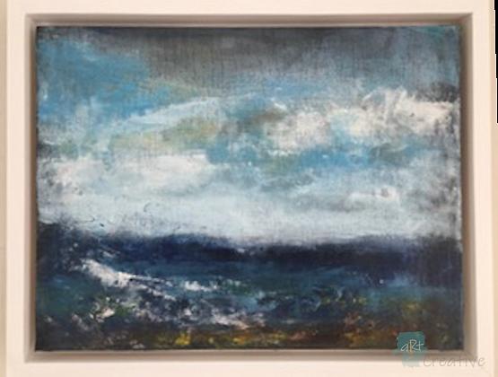 Sea Breath - Maggie Davis (framed)