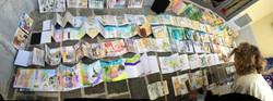 Concertina Sketchbooks