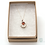 Thumbnail: Necklace: Fine Silver 'Textured Tear Drop' - Toni Peers