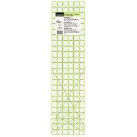 """Omnigrid Non-Slip Ruler 6""""x24"""" or 15cm x 60cm - Prym"""
