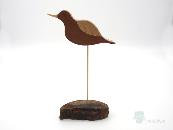 Bird Sculpture (Single) - Mike Bewley- Pope