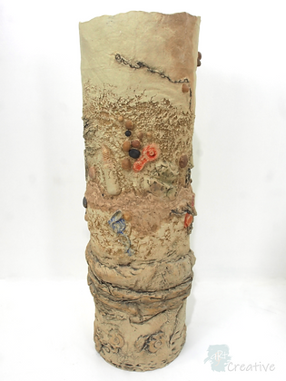 'Beach Waste' Ceramic Sculpture - Emma Jayne Robertson