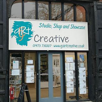 Shop Front Square