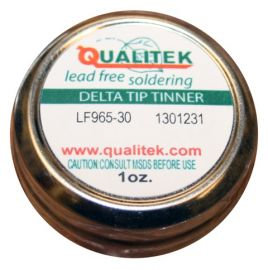 Glass: Tinner for Soldering Iron Tip